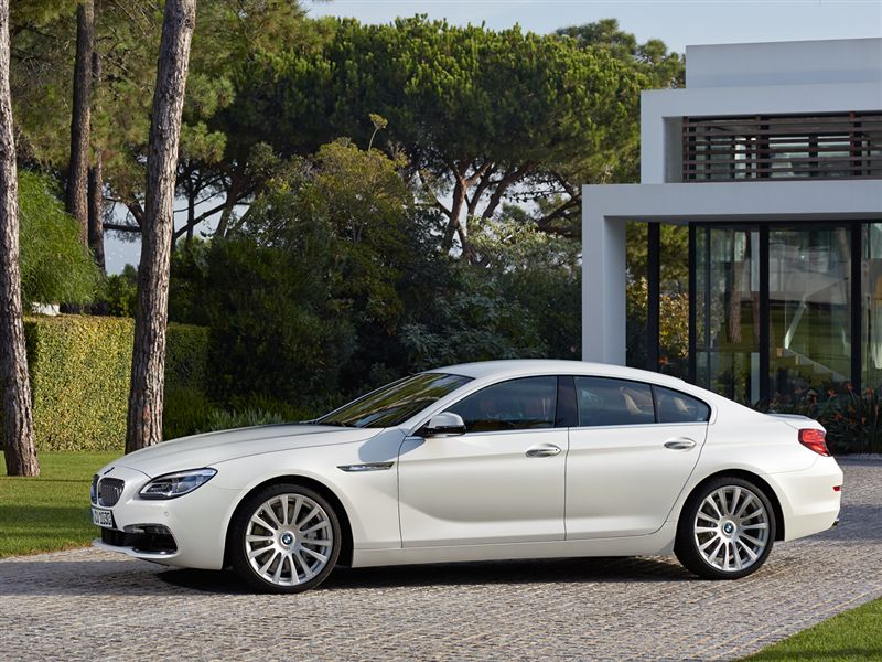 BMW 6-Gran Coupe