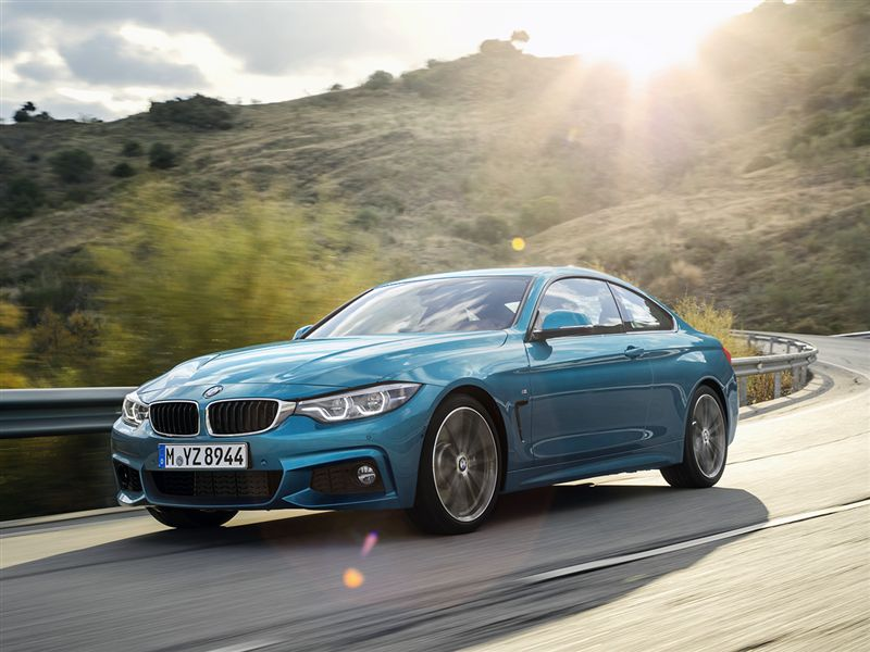 BMW 4-coupe