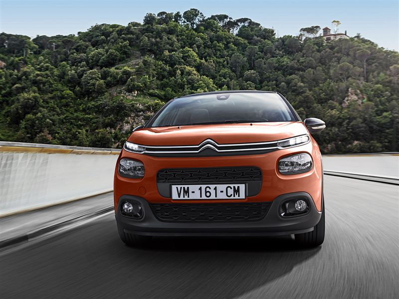 citroen c3 blue hdi feel 55kw total car lease. Black Bedroom Furniture Sets. Home Design Ideas