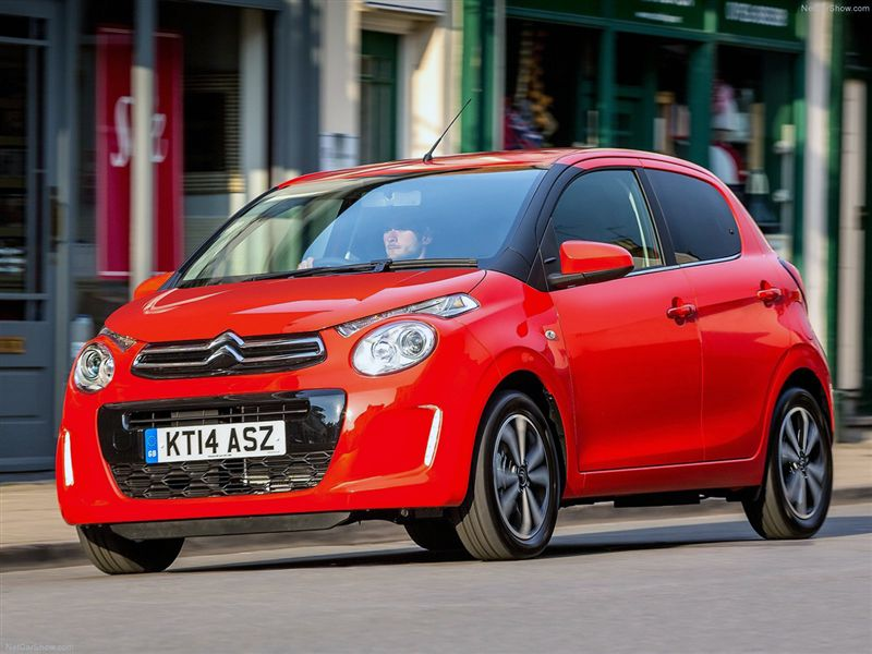 PRIVATE SHORTLEASE ACTIE: Citroen C1 Feel