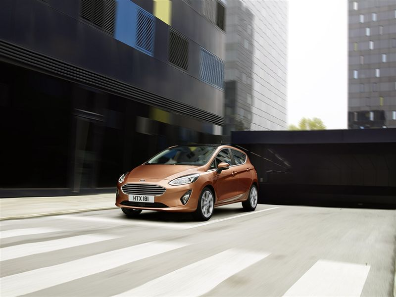 1. Ford Fiesta 1.0 ecoboost st line 74kW