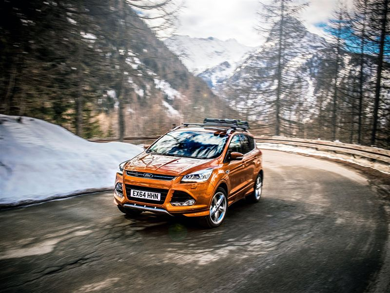 Ford Kuga 1.5 ecoboost Trend ultimate 2wd 88kw