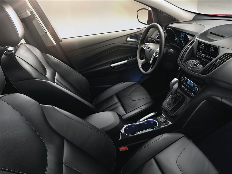 Ford Kuga ecoboost trend ultimate 2wd 88kW actie