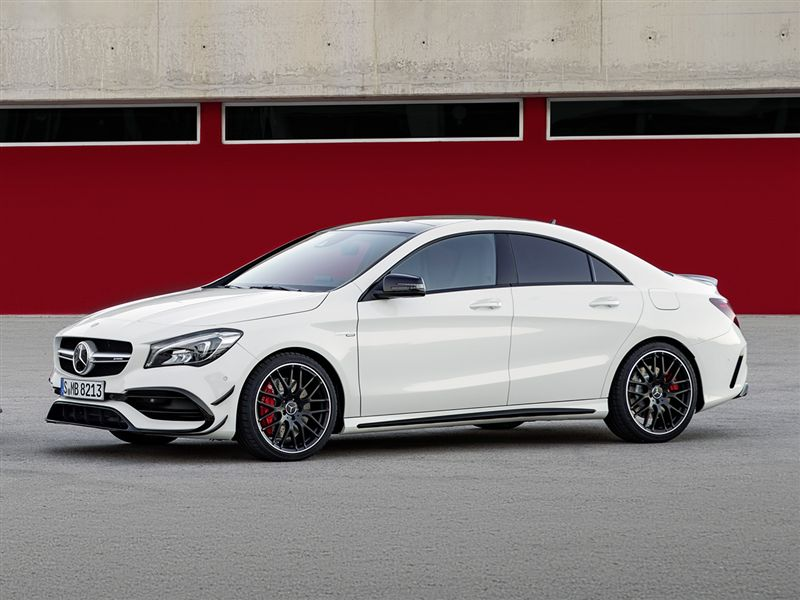 mercedes cla 180 blue efficiency total car lease. Black Bedroom Furniture Sets. Home Design Ideas