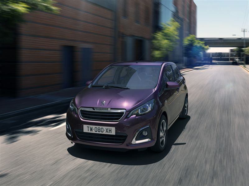 PRIVATE LEASE ACTIE: Peugeot 108