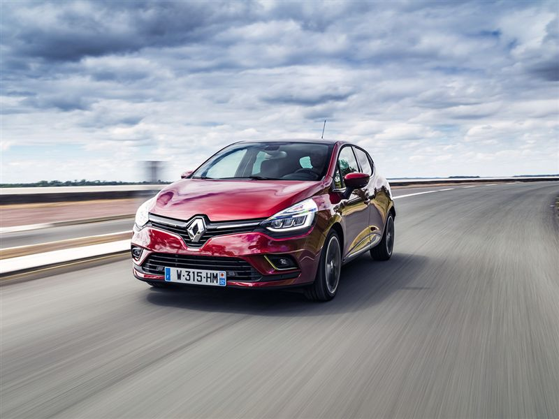 2. Renault Clio 0.9tce energy ecoleader limited 66kW