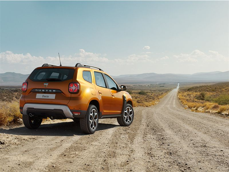 dacia duster 1 2 tce essential 4x2 92kw total car lease. Black Bedroom Furniture Sets. Home Design Ideas